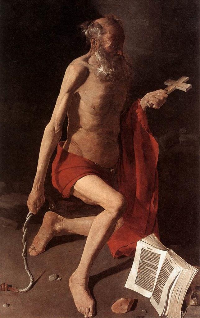Georges de la Tour, Saint Jérôme (1638)