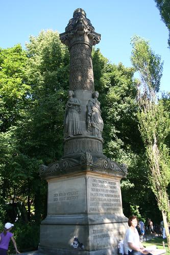 Friedrich-Ludwig-von-Schkell-Denkmal