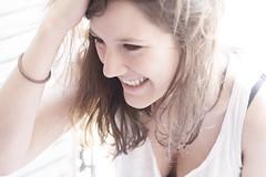 july 2010 (-cosima) Tags: white girl smile pretty skin laugh