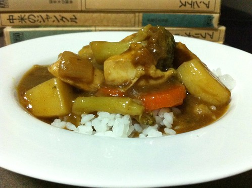 Japanese Chicken Curry by mjd-s