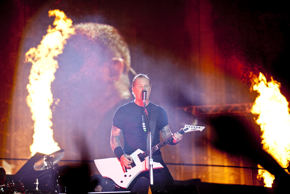 Metallica (James Hetfield)