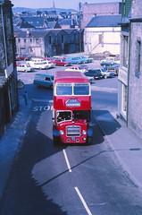 Highland Omnibuses L4 Inverness (Guy Arab UF) Tags: bus buses bristol group scottish highland 1956 inverness l4 ecw omnibuses scottishomnibuses ld6g nsg783