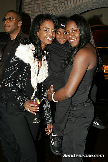 kim porter's birthday