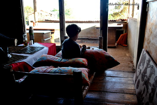 viagem com crianças em Lavras Novas