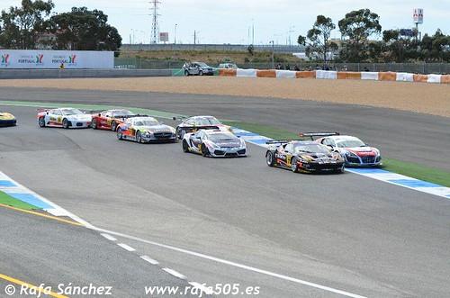 Salida carrera GT Autodromo Estoril