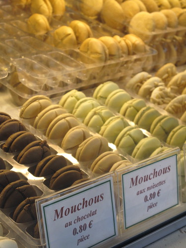 Basque sweets (France & Spain)