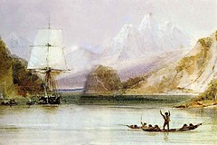 July 19 in History -- In 1836, naturalist Charles Darwin on the HMS Beagle Reaches Ascension Island