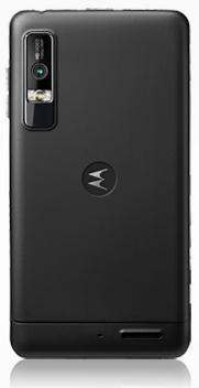 Motorola XT860 4G-rear