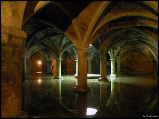 Portuguese Cisternes EXPLORED!