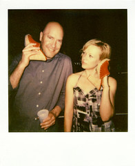 Sasse & Emily Bergl (rememberpaper) Tags: party brooklyn project magazine paper polaroid hardware remember release crest impossible