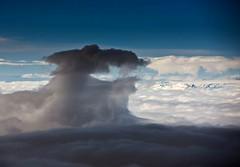 Ash clouds, Grimsvotn eruption, Iceland (Ragnar TH) Tags: clouds volcano iceland skies glacier ash volcanic eruption vatnajokull icecap subglacial grimsvotn ashfall may2011