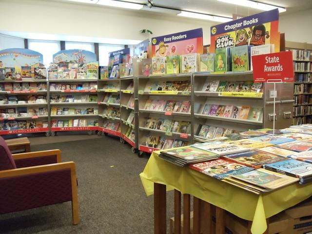 SRP Book Sale
