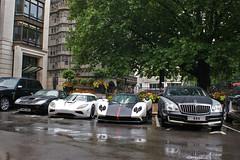 Combo (Marcinek_55) Tags: fab london sport bristol design grand ferrari mclaren cinque mp4 zonda koenigsegg supercars veyron brabus supersport hamann maybach pagani agera xenatec