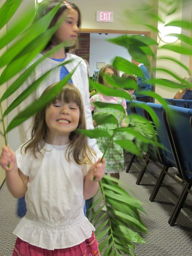 Palm Sunday cuteness #1