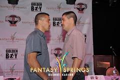 diaz vs zepeda side 2 (Fantasy Springs Resort Casino) Tags: shirtless men fight palmsprings picture casino boxing hoya bout oscardelahoya fantasysprings goldenboypromotions