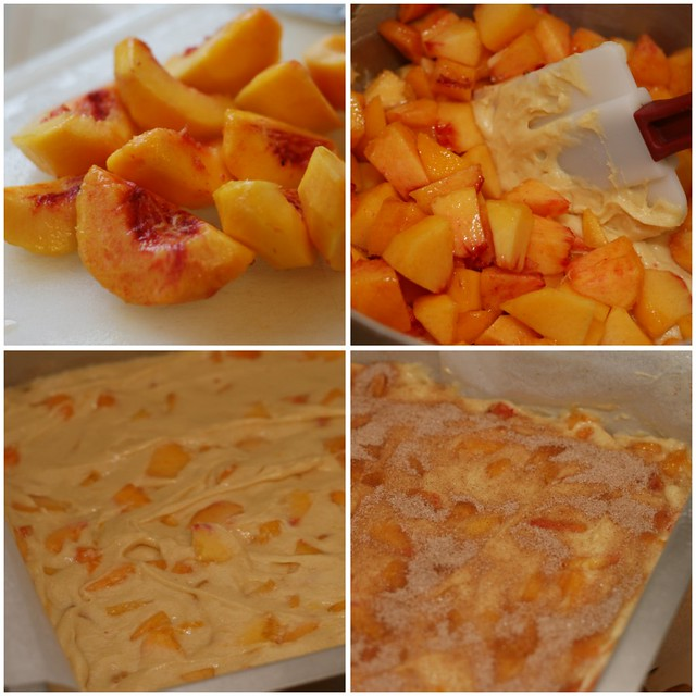 Peach Buckle - Martha Stewart