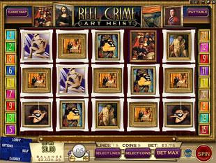 Reel Crime: Art Heist