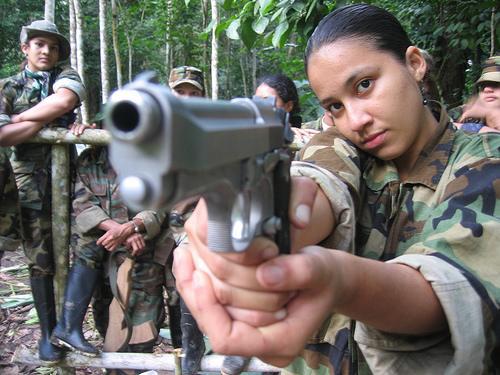FARC - Forças Armadas Revolucionárias da Colômbia