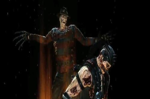 Freddy Krueger is Mortal Kombat DLC Character