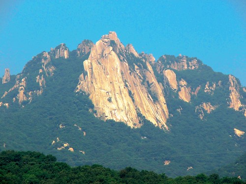 Dobongsan Mountain, Korea