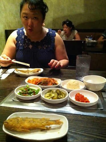 BCD Tofu House w/Michelle