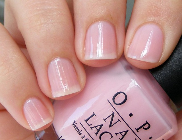 Best 25+ Pink nail polish ideas on Pinterest   Light pink