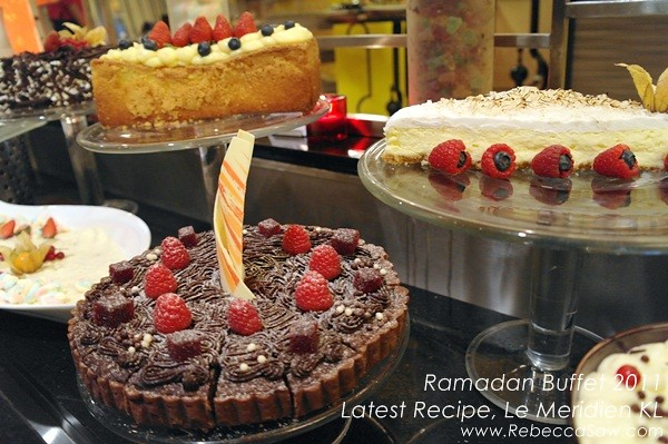 Ramadan Buffet - Latest Recipe, LE Meridien-03