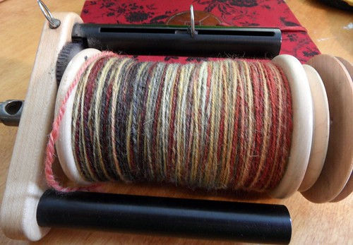 TdF - day 22-Farmer Phil- chain plied
