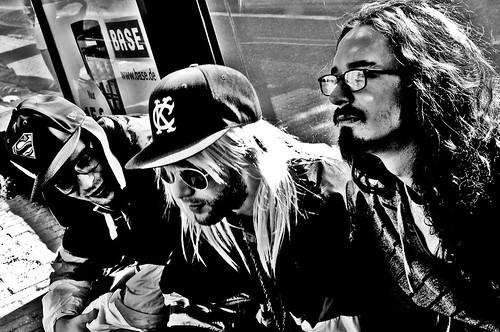 Bud (Mc), Cutoon (Dj) & Jibel Jay (Beatbox)