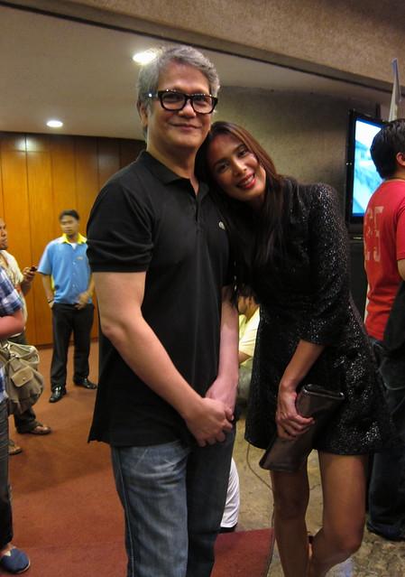 Jay Lozada, Angel Aquino