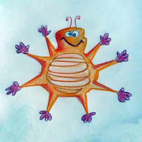 Splatter Bug
