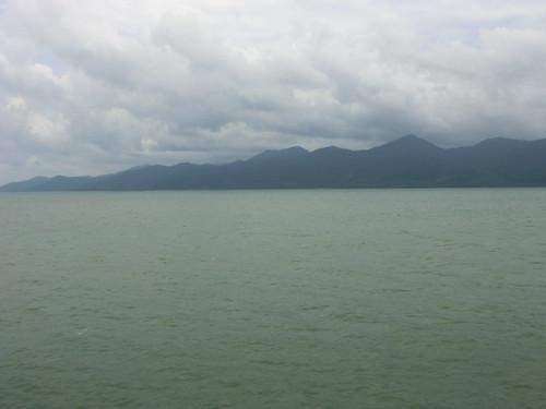 To Ko Chang (チャーン島へ)