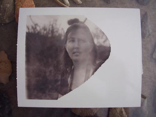 Polaroid 4x5 troubles w 545 holder
