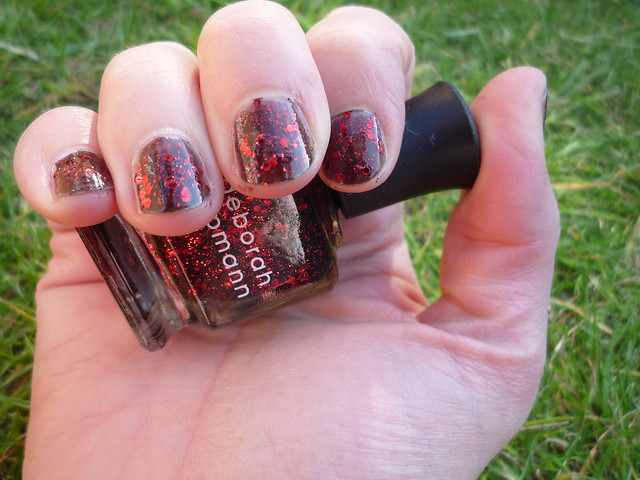 Lippmann Ruby Red Slippers