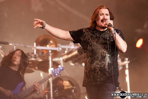 Dream Theater @ High Voltage 2011