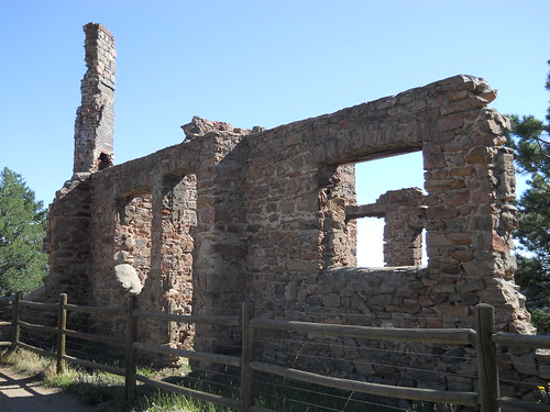 Walker Mansion Ruins
