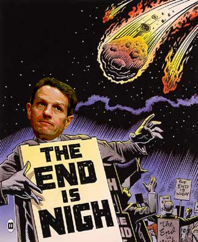 THE END IS NIGH by Colonel Flick