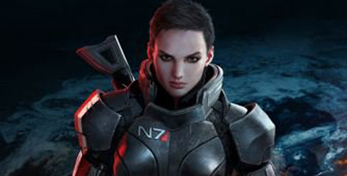 Mass Effect 3 - Help Bioware Decide Female Shephard