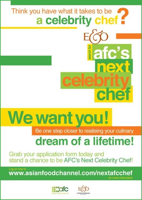 AFC Next Celebrity Chef
