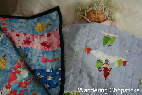 Lil' Sis's Favorite Things Quilt 2