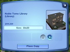 Town - Noble Tome Library