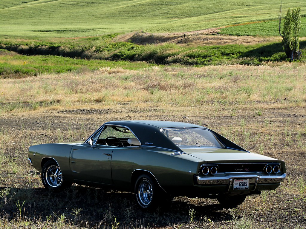 The Worlds Best Photos Of Dodge And Palouse Flickr Hive Mind 1968 Charger White R T Classic Shot
