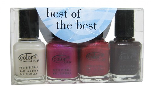 Color Club Best of the Best (mini set of 4)