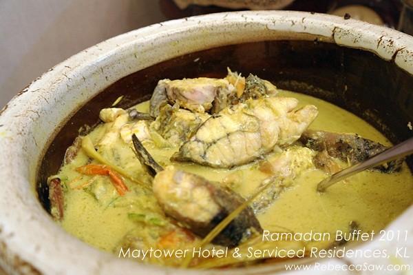 Ramadan buffet - Maytower Hotel & Serviced Residences-43