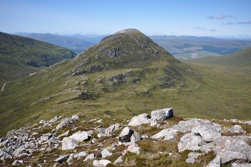Cruach Innse from Sgurr Innse