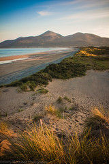 View of Mournes and Murlough Beach (bazmcq) Tags: county uk ireland sunset sea summer mountain seascape mountains reflection beach nature water canon reflections eos evening twilight sand dunes reserve down northernireland wonders mourne ulster 500d mournes icapture murlough northernirelandphotography barrymcqueen yahoo:yourpictures=bestofbritish yahoo:yourpictures=water yahoo:yourpictures=elements yahoo:yourpictures=landscape yahoo:yourpictures=yoursummer yahoo:yourpictures=waterv2