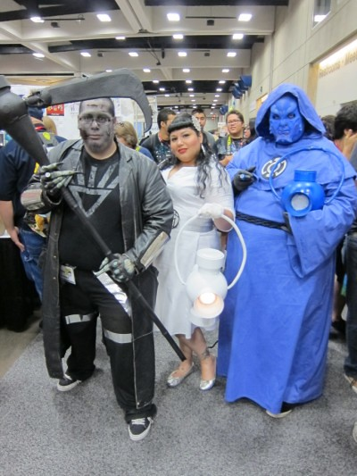 Cosplay at SDCC 2011