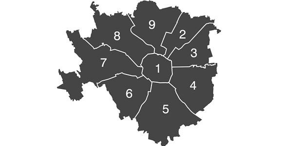 Regiões de Milão
