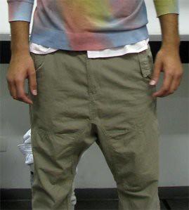 calça masculina saruel modelos 2012