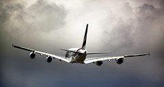 A380 Airbus (mrcheeky2009) Tags: manchester hdr manchesterairport flickraward aibusa380